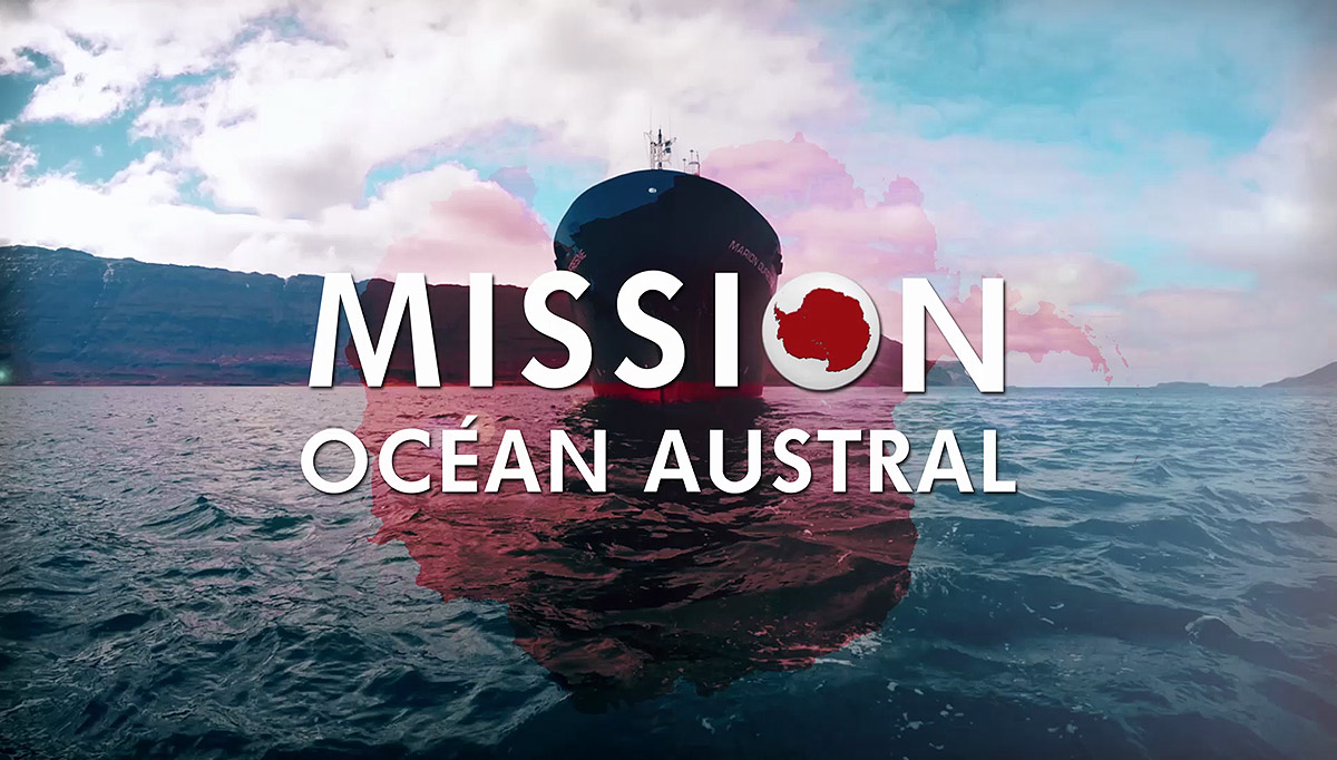 Southern Ocean Mission - Webseries